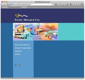 2001_PacificMonarch (Websites)