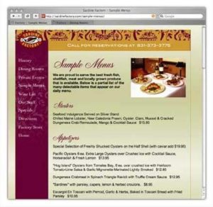 2003_Sardinefactory#2 (Websites)